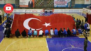 Haliliye ekibi, Türk Ordusu'na selam durdu