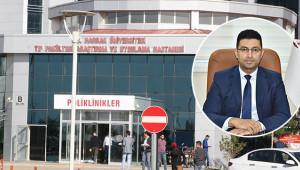 Harran Üniversitesi Hastanesi 6 branşta hasta kabul etmeyecek