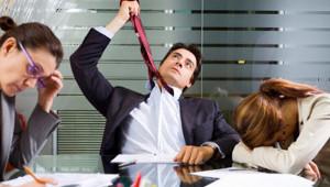 'İşten atılma korkusu' stresi artırıyor