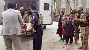 Kabil'de Sih tapınağına silahlı saldırı; 4 ölü