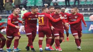 Kayserispor'un kalan maçları