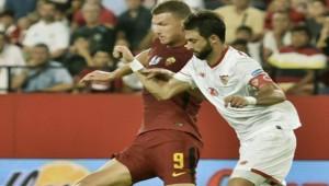 Roma, Sevilla maçı için İspanya'ya gidemedi
