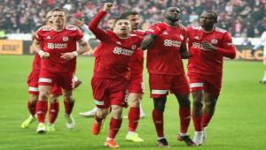 Sivasspor, 318 gündür kaybetmiyor