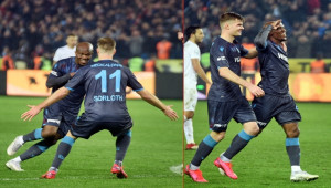 Süper Lig'in en iyi hücum ikilisi Avrupa'da yıldızları zorluyor