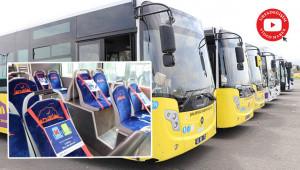 Toplu taşıma araçlarına yeni oturma düzeni