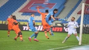Trabzonspor 1 - 1 Medipol Başakşehir