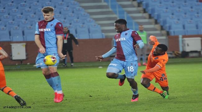Trabzonspor deplasmanda da lider