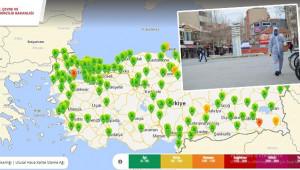 Türkiye sokağa çıkmadı, hava temizlendi