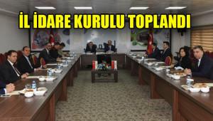 Urfa'da alınan tedbirler görüşüldü