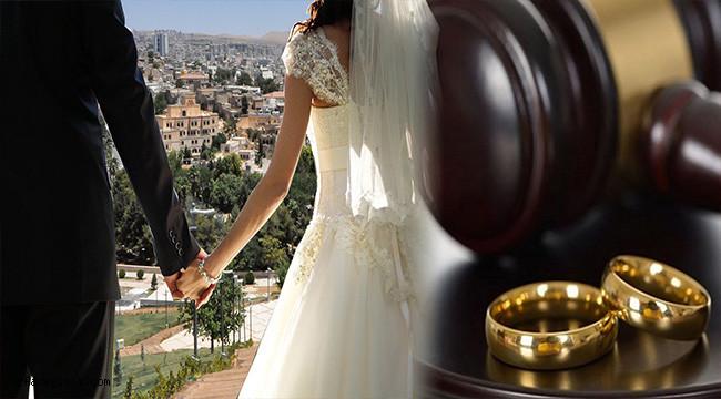 Urfa'da evlenme yaşı düşük; boşanma artıyor