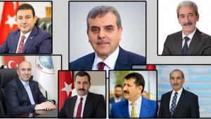 Urfa'daki belediye başkanlarından da bağış desteği