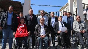 Urfa ve Maraş'tan Bahar Kalkanı Harekatı'na destek