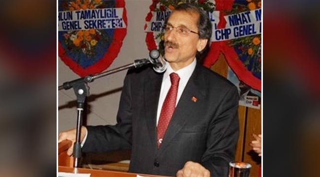 Urfalı emekli vali hayatını kaybetti