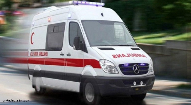 Viranşehir'de kavga:2 yaralı