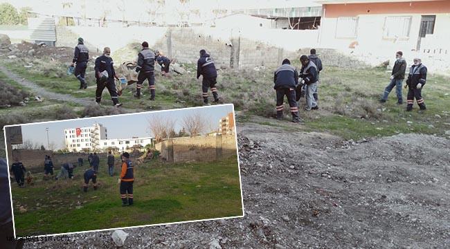 Viranşehir'de temizlik seferberliği başlatıldı