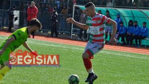 Viranşehir Sanayispor zirveye yerleşti