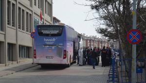 Yurtdışından gelen 360 kişi karantinaya alındı