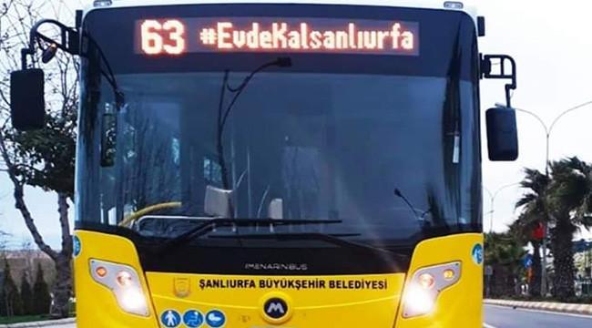 Büyükşehir'den toplu taşımaya sınırlama getirildi