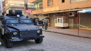 Diyarbakır'da silahlı çatışma; 1 ölü