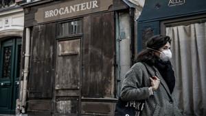 Fransa'da korona ölümlerinde rekor artış