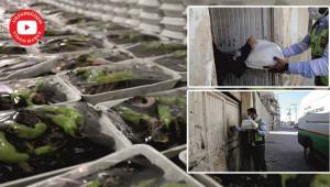 Günlük 600 hanenin kaynayan tenceresi belediyeden