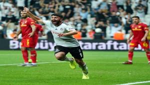 """Güven Yalçın; """"Hedefim Beşiktaş'ta kaptan olmak"""""""