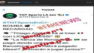 Messi, Trasfer ve kefalet parasını ödediği iddialarını yalanladı