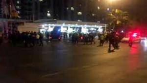 Beyoğlu'nda silahlı saldırı; 2 polis yaralandı