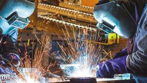Sanayi üretimi yüzde 7,5 arttı
