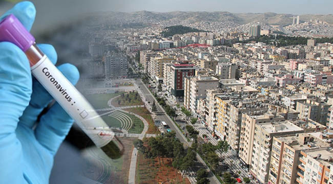 Şanlıurfa'da 1 mahalle ve bir bina karantinaya alındı