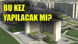 Şanlıurfa Şehir Hastanesi için yeni gelişme