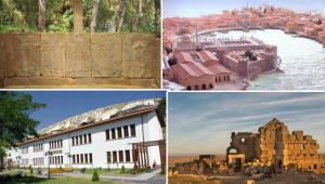 UNESCO, 5 kültür varlığımızı daha geçici listeye aldı