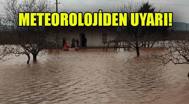 Urfa'da sağanak yağış etkili olacak