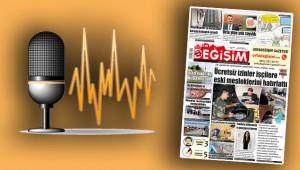 Urfa Değişim gazetesini sesli dinleyin!
