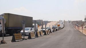 Urfa'nın giriş çıkışları trafiğe kapatıldı