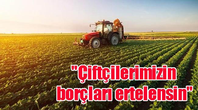 Uzmanlardan tarımda üretim uyarısı