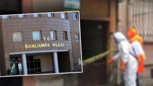 Urfa'da 1 pide fırını ile 7 bina karantinaya alındı