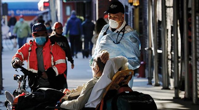 ABD'de virüsten ölenlerin sayısı 100 bini aştı