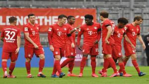 Bayern Münih 5 - 2 E.Frankfurt