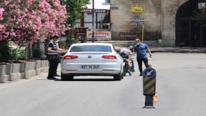 Bayram kısıtlamasında polis uygulamaları sürüyor