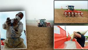 Bereketli topraklar pamuk tohumuyla buluşuyor
