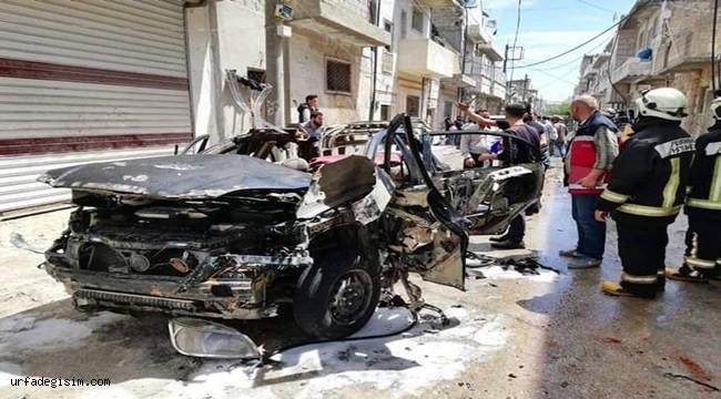 El Bab'da bombalı saldırı; 1 ölü