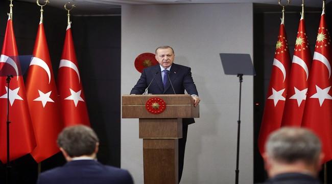 Erdoğan, korona virüsle ilgili yeni kararları açıkladı