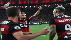 Flamengo'da 38 kişi korona virüse yakalandı