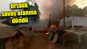 Gruplar arasındaki çıkan çatışmada 25 kişi öldü