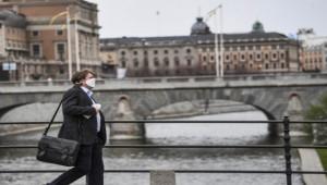 İsveç'te son 24 saatte virüsten 135 kişi öldü