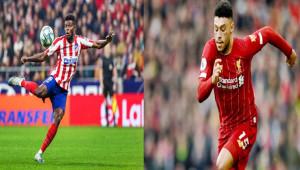 Madrid, Liverpool'dan Chamberlain için Thomas'ı takas etmek istiyor