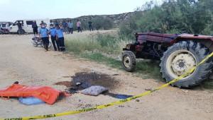 Mersin'de 2 traktör kazası; 1 ölü, 2 yaralı