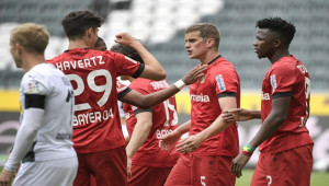 Mönchengladbach 1 - 3 Leverkusen