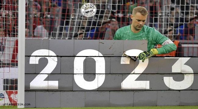 Münih, Manuel Neuer'in ile nikah tazeledi